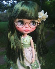 Soy una munequita Esmeralda