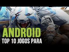 Os 10 Melhores jogos para baixar no Android lançados até janeiro de 2016