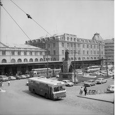 Bucharest, Socialism, Street View, Memories, Buses, Motorcycles, Tv, Profile, Memoirs