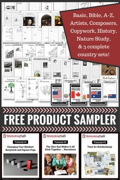 Nearly 200 individual country study notebooking sets. Each set contains over 120 notebooking pages. Ways Of Learning, Learning Activities, History Timeline, Homeschool Curriculum, Montessori Homeschool, Nature Study, Home Schooling, Country, How To Memorize Things
