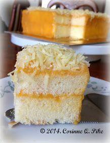 Heart of Mary: Yema Cake