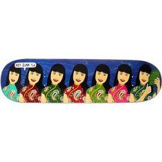 Paisley Pei Zha Li Skateboard deck Paisley Pei Zha Li Deck Size : 8 x 32 Skateboard Decks, Paisley, Skateboards, Shawl