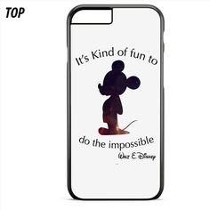 disney quotes iphone 7 cases