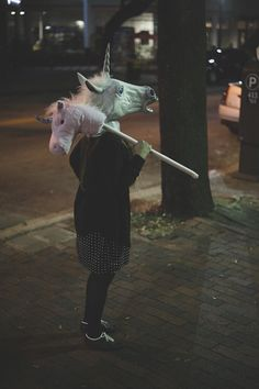Imagen de unicorn, grunge, and hipster