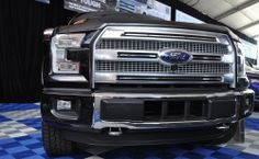 2015 Ford F-150 Platinum Is Disruptively Attractive in Real Life 27
