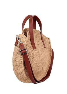 BAGS Source by halimekarakaya Crochet Wallet, Crochet Purses, Crochet Bags, Crochet Purse Patterns, Ethnic Bag, Yarn Bag, Straw Handbags, Unique Bags, Cute Bags