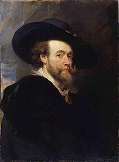ピーテル・パウル・ルーベンス  Pieter Paul Rubence  1577-1640. バロック