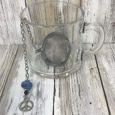 Owl Lead Free Pewter Coffee Scoop w Branch Hook Canada Made Gift Boxed Bird