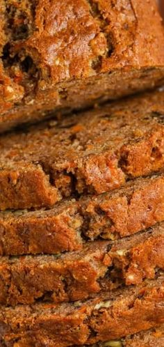 Organic Matter, Banana Bread, Delicious Desserts, Carrots, Breads, Biscuits, Muffins, Goodies, Rolls