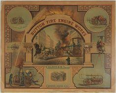 Button Fire Engine Works
