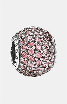 PANDORA 'Pavé Lights' Bead Charm available at Nordstrom
