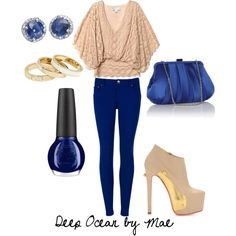 I designed this outfit on Polyvore.com - check it out!