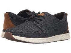 Reef Rover Low TX (Black/Gum) Men's Shoes