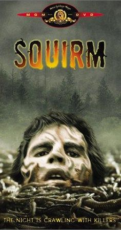 Directed by Jeff Lieberman.  With Don Scardino, Patricia Pearcy, R.A. Dow, Jean Sullivan. A storm causes some power lines to break and touch the ground, drawing millions of man-eating worms out of the earth, and into town where they quickly start munching on the locals.