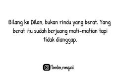 Kocak, 10 plesetan gombalan Dilan yang lagi hits Some Quotes, Daily Quotes, Korean Words Learning, Stupid Love, Quotes Galau, Caption Quotes, Self Reminder, Quotes Indonesia, People Quotes