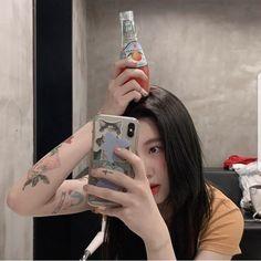 Baek yerin discovered by nabi on We Heart It Uzzlang Girl, Sulli, Pretty Asian, Celebs, Celebrities, Korean Singer, Pretty Face, Alter, Girl Crushes