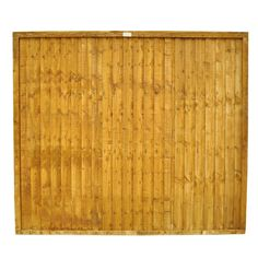 Forest Closeboard 6x5ft Fence Panel 9 Pack - Machine Mart - Machine Mart