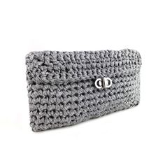 Kostenlose Anleitung Clutch Charly | Hoooked
