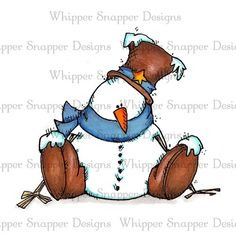 A Happy Jolly Soul - Snowmen Images - Snowmen - Rubber Stamps Christmas Topper, Christmas Rock, Christmas Cards To Make, Felt Christmas, Christmas Signs, Christmas Snowman, Christmas Projects, Country Christmas, Christmas Trees