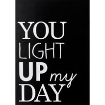 Vykort YOU LIGHT UP