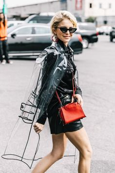 The New Year is almost upon us. These are the 2018 trends you need to know. #RaincoatsForWomenClothing