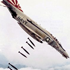 The Jungle War - April 20, 1967 - U.S. bombers target Haiphong harbor in North Vietnam for the first time.