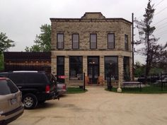 23. Sit down for dinner and live music in a historic old general store at The General Store Pub in Stone City.