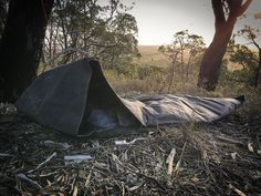Huon traditional flat swag / bedroll #bedroll #swag #camping by huonco