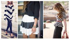 #uppstyle #moda #fashion #black-white #czarno-białe #styl