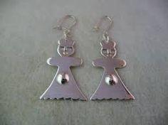 Resultado de imagen para plateria mapuche aros New Love, Jewelry Art, Brooch, Earrings, Chile, Decor, American, Stud Earrings, Necklaces