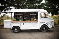 Wine Tasting Truck
