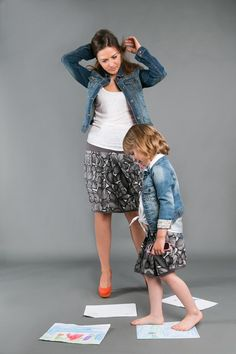 Set of two cotton skirts in muted tones of gray. Convenience guaranteed by a wide welt at the waist, so that you can adjust the length. Skirt adapts and grows with the child and mom forgives extra inches at the waist. http://www.thesame.eu #skirt #flowery skirt #fashion #kids #mother #thesame #polishfashion #kidsfashion #womanfashion #momandchild #girlfashion #stylishkids #stylishmother #stylish #momanddoughter   http://www.thesame.eu/kategoria/takie-same-spodnice/spodnica-gray-flowers-set