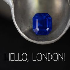 Hello, London! We will be here for the week for Masterpiece and are looking to do some deals! Please send us a DM if you're interested in scheduling a meeting #jogani #joganibh⠀ ⠀ 1.90ct Emerald Cut Kashmir Sapphire No Heat AGL⠀ ⠀ #london #masterpiece #sapphire #kashmirsapphire #bluesapphire #gem #raregem #gemology #coloredstones #gemstone #collector #collection #finejewelry #jewelrydesign