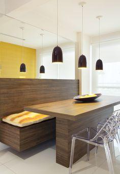 Open house | Irene Alves. Veja: http://www.casadevalentina.com.br/blog/detalhes/open-house--irene-alves-3168 #decor #decoracao #interior #design #casa #home #house #idea #ideia #detalhes #details #openhouse #style #estilo #casadevalentina #diningroom #saladejantar