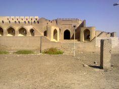 Bab al-Wastani, Bagdad. Siglo XI.
