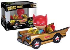 Funko & Toy Tokyo releasing Batmobile Dorbz Ride