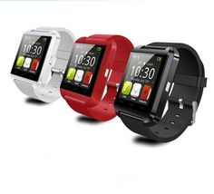 3 colors only $17.95 Touch Screen Multi-Function Bluetooth Smart Wrist Watch WristWatch for Android Phone Smartwatch Phone Condition: New: A brand-new, unused, unopened, undamaged item in its original packaging (where packaging is ...   Wireless Technology: Bluetooth 4.0  Music Play time: About 6 hours  Talk Time: About 3 hours  Standby Time: About 160 hours  Charging Time: About 1 hour  Color: Red/Black/White MIC: Yes  G-sensor : Yes  GPS: NO  Bluetooth: MTK6260(Built-in)-BT3.0 BT: Yes…
