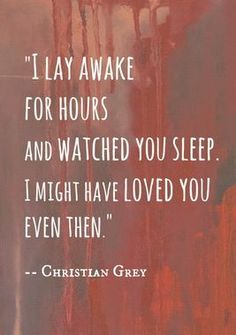 "These 10 ""Fifty Shades of Grey"" quotes better be in the movie! http://thestir.cafemom.com/love_sex/153834/10_hot_50_shades_of/106077/words_of_wisdom_from_grace?slideid=106077?utm_medium=sm&utm_source=pinterest&utm_content=thestir"