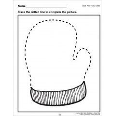 Color trace pages on Pinterest | Preschool, Worksheets and Tracing ...