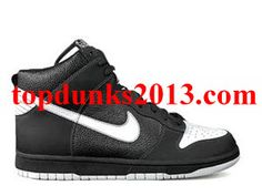 Comfort Clerk Pack Recon Nort Edition Black White Premium High Top Nike Dunk Signed online