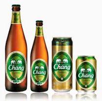 Chang Beer Bottles. Chang Beer Cans. Local Thai Beer. Island Info Samui http://www.islandinfokohsamui.com/