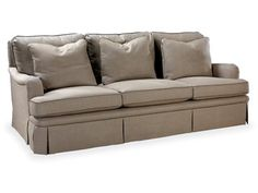 Broyhill Sofa Shop for Swaim Sofa and other Living Room Sofas at Noel Furniture in Houston TX Dressmaker skirt with spring down cushions down back pillows and down
