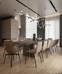 July Decor Ideas - Luxury and Contemporary Decor Inspirations ◾ Porus Studio is a contemporary luxury furniture brand… in 2020 Luxury Dining Room, Dining Room Design, Luxury Living, Modern Living, Traditional Dining Rooms, Traditional Kitchens, Traditional Bedroom, Classy Living Room, Muebles Living