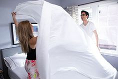 Are Bamboo Sheets the Best Choice? published in Pouted Magazine Homeware – Humans have devised a wide range of sleeping surfaces. Consumers may choose between spring and memory foam mattresses, bamboo, and goose down pillows,… – – Mattress Cleaning, Foam Mattress, Goose Down Pillows, Best Sheets, Build A Fort, First Day Of Spring, Cotton Sheets, Memory Foam, Bamboo