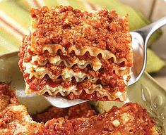 My Blog post on How to make easy lasagna. Please repin this. Thanks