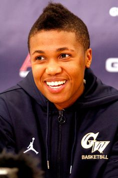 Kye Allums, first openly transgender athlete to play NCAA Division I college basketball.