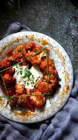 Dobrou chuť: Marinovaný květák Vegetables, Ethnic Recipes, Food, Essen, Vegetable Recipes, Meals, Yemek, Veggies, Eten