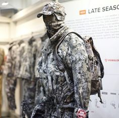Late season gear from Sitka Hunting Gear, Bow Hunting, Sitka Gear, Camo Outfits, Bern, Archery, Camouflage, Army, Outdoors