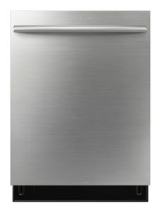Samsung DW80F600UTS built-in dishwasher