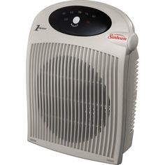 Sunbeam Portable Heater Fan With ALCI Cord For Wet Area Protection,  SFH442 WM1